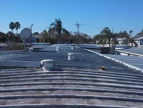Competitors Roofs 1