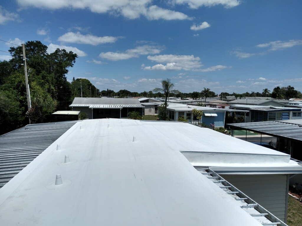 Pinellas Park Mobile Home Roofing Contractor.