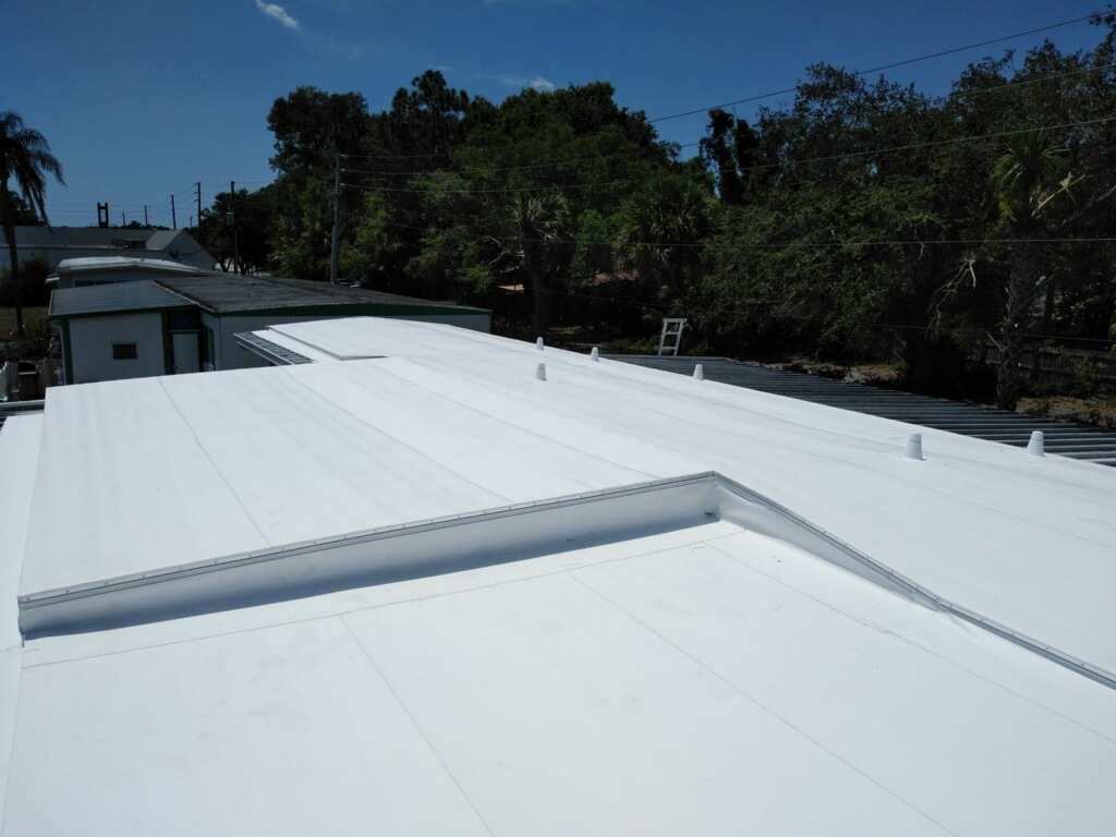 Mobile Home Roofing Companies Pinellas Park, FL.