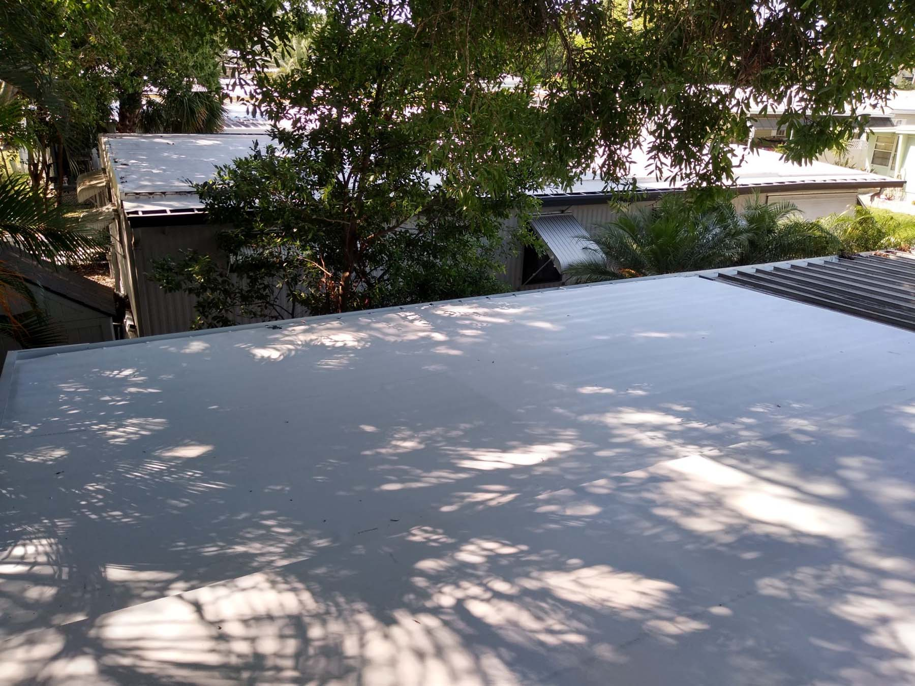 Manufactured Home Roofing Companies Clearwater, FL.