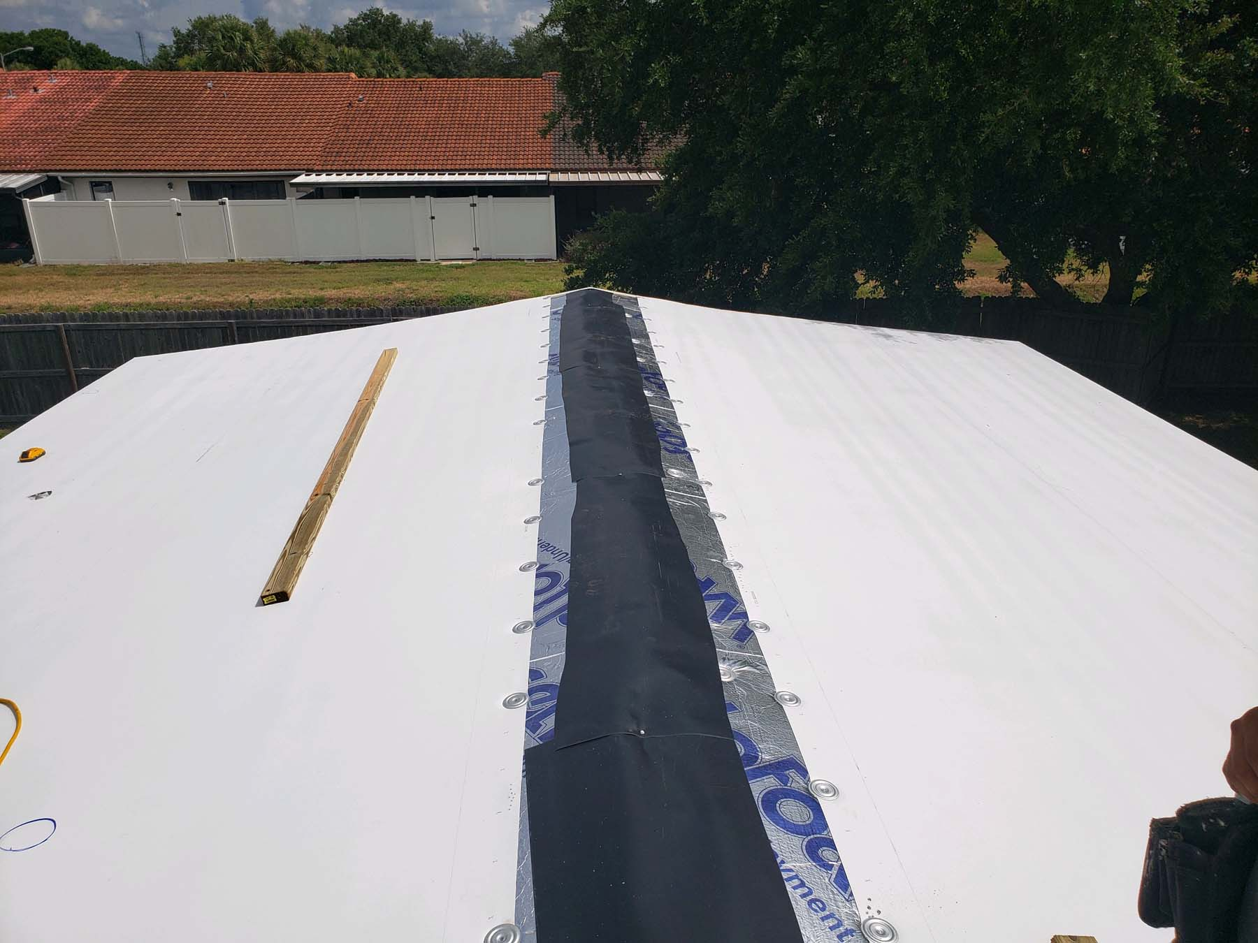 Mobile Home Roof Over Companies Largo, FL.