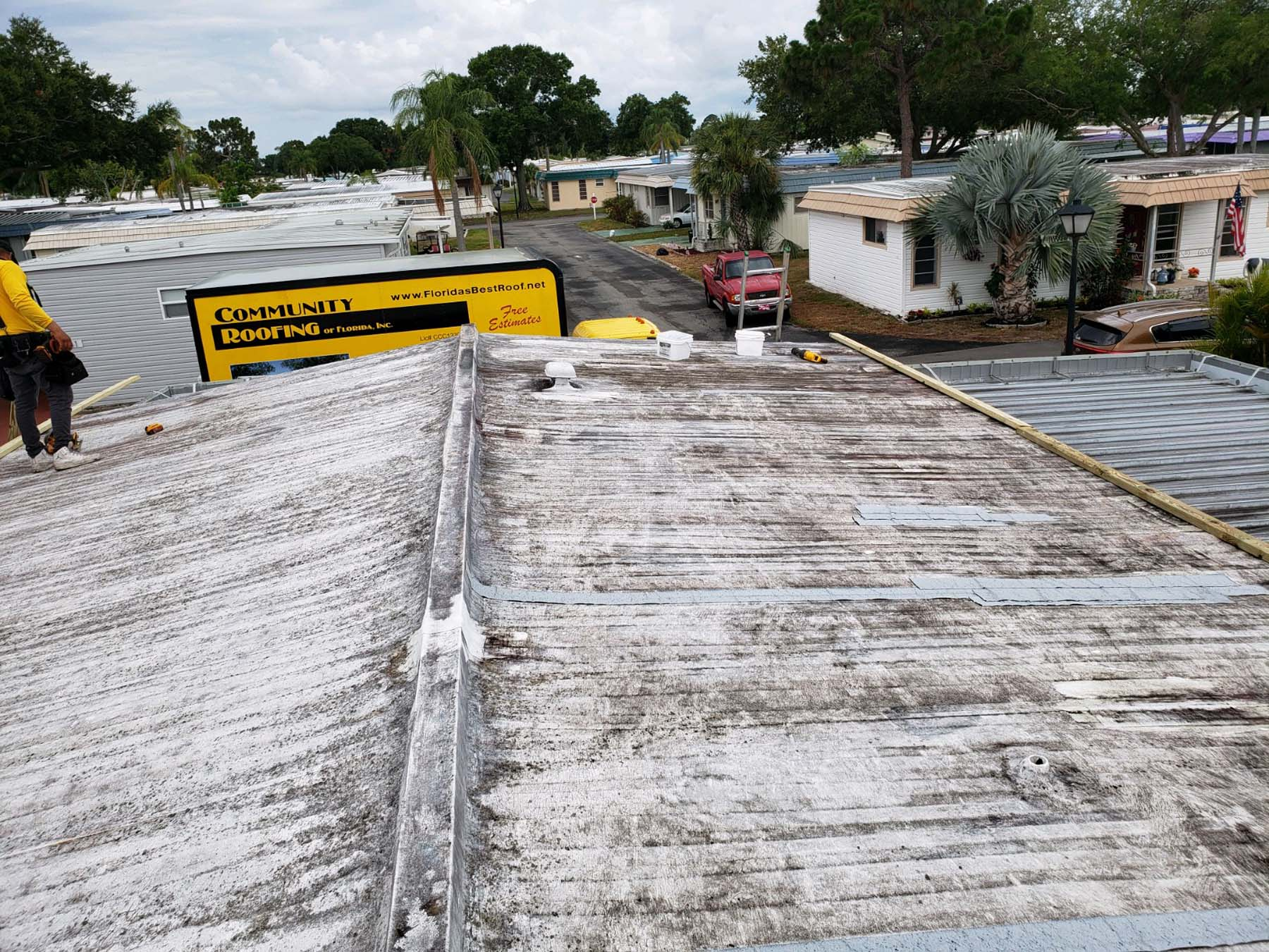 Mobile Home Roover Over Companies Largo, FL.