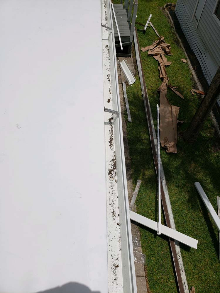 Roof Replacement for Manufactured Home