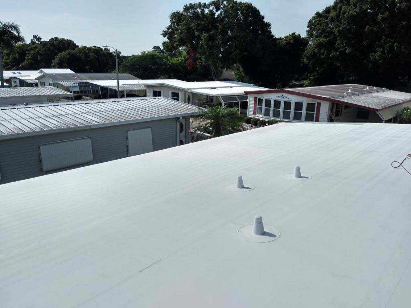 Mobile Home Roofing Companies Largo, FL.
